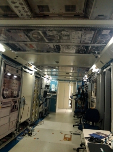 "ISS Training Lab (a better shot of the ""ceiling"")"