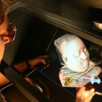 Our Tactile Senses Are Tingling: Surgical Simulation + Augmented Reality