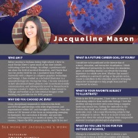Faces of BVIS: Jacqueline Mason