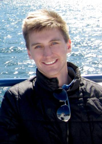 Portrait of Matt. Photo Credit: Laura Cirigliano