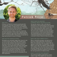 Faces of BVIS: Patrick Price
